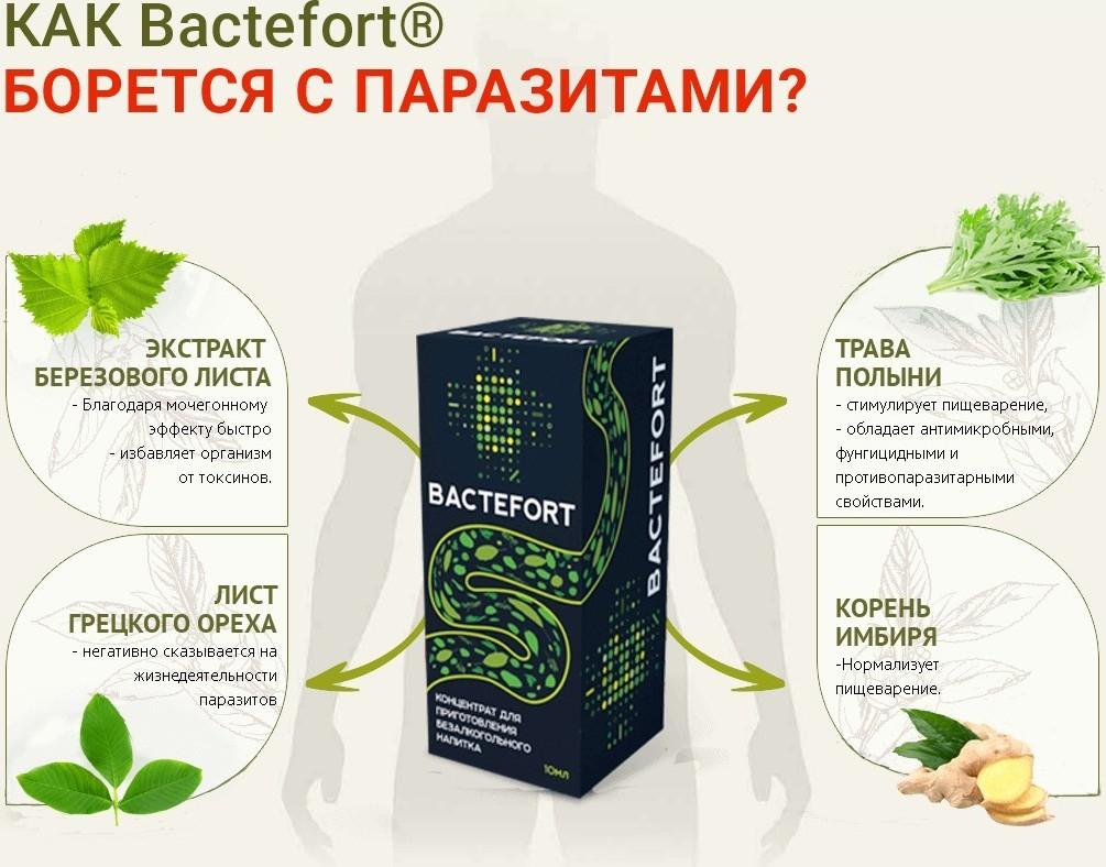 bactefort надежное средство от паразитов отзывы